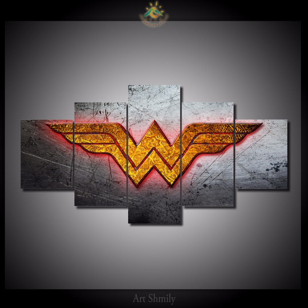 Wonder Woman Wall Art online get cheap women wall art -aliexpress | alibaba group