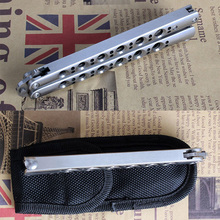 Lowest price CNC whole BM Butterfly handle for BM40-BM41-BM42-BM42S-BM43-BM46-BM47-BM49,balisong tool,gift knife factory price