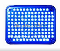 Free Shipping Led Warning Led Headlight Led Headlamp Led Dash Light DC12 24V 6Watt 134pcs GenII