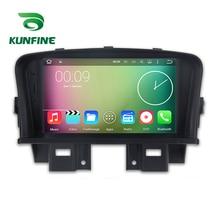 Octa Core 1024*600 Android 6.0 Del Coche DVD GPS de Navegación Multimedia Reproductor Estéreo Del Coche para Chevrolet Cruze 2008-2012 Radio Bluetooth