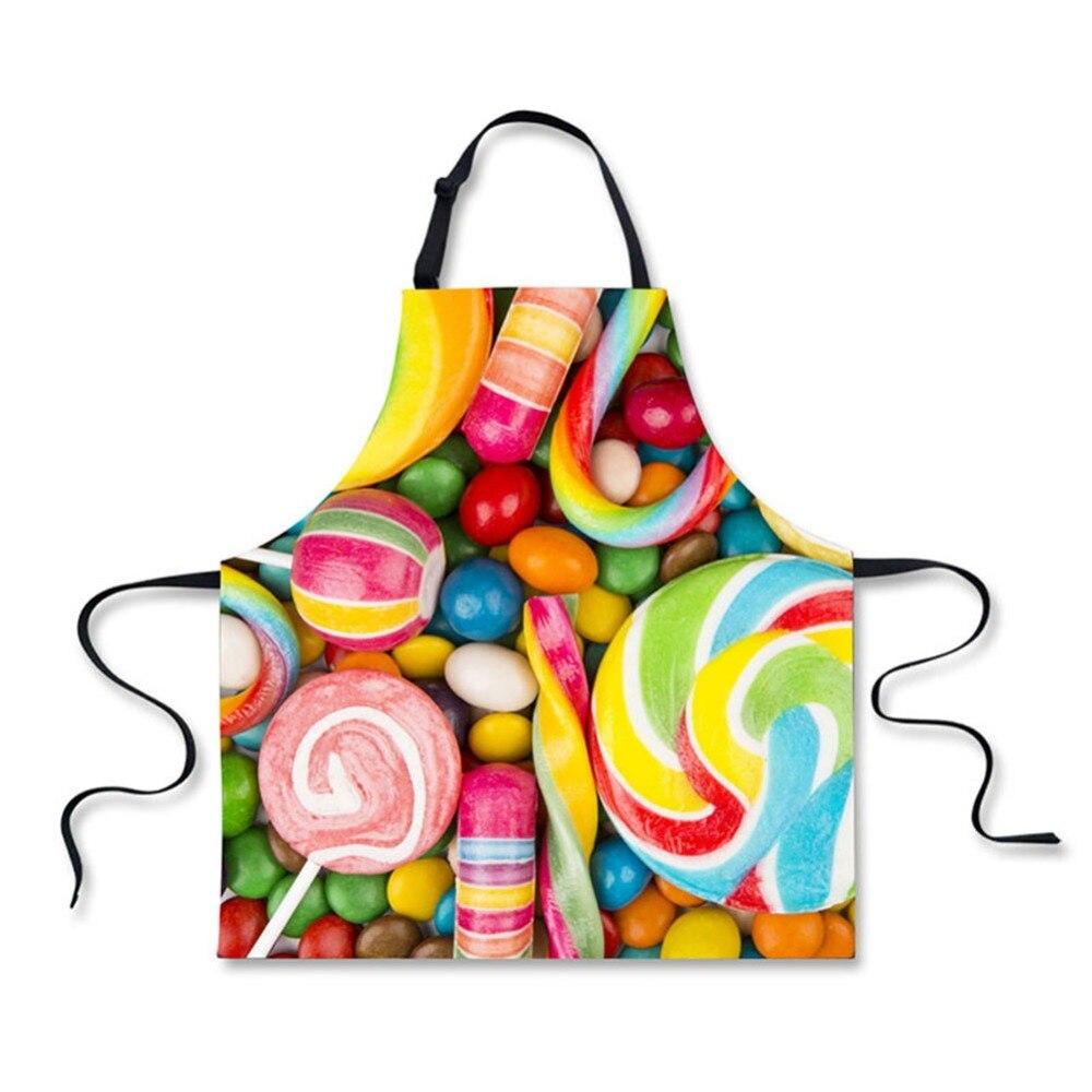 Hoge Kwaliteit 3d Printing Cake Voedsel Thuis Leisure Mode Keuken Benodigdheden Schorten