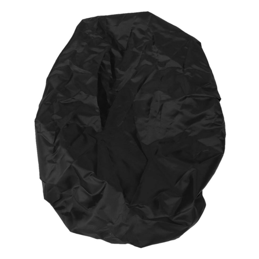 Горячая Мода Новый Водонепроницаемый дорожный аксессуар рюкзак пыль дождевик 35L, черный