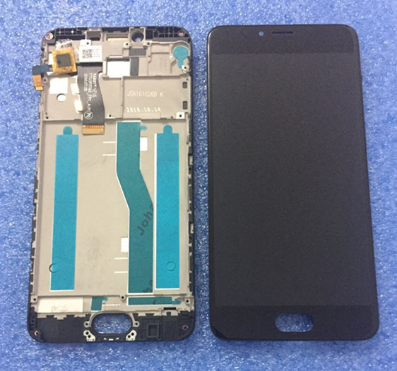 ФОТО 100% Geniune LCD screen display+ Touch Digitizer with frame For 5.2