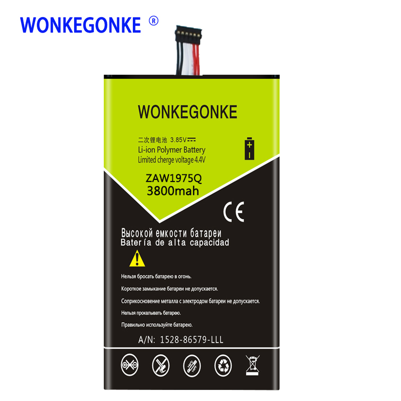 WONKEGONKE ZAW1975Q For ACER A1-713 A1-713HD Iconia Tab 7 LZ Batteries BateriaWONKEGONKE ZAW1975Q For ACER A1-713 A1-713HD Iconia Tab 7 LZ Batteries Bateria