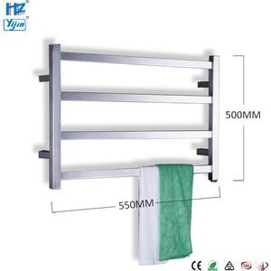 Image 4 - Porte serviettes électrique en acier inoxydable