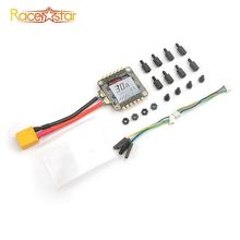 2017 New Arrival Racerstar Shot30A ESC 30A 30amp 3-6S 4 in 1 BLHeli_S BB2 Dshot600 Integrated Current & Voltage Sensor For RC