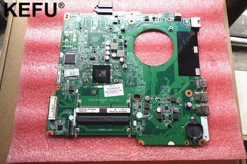 734827-501 734827-001 SUITABLE FOR HP PAVILION TOUCHSMART 15 15-N A6-5200M CPU laptop motherboard DA0U93MB6D0 REV:D 574680 001 1gb system board fit hp pavilion dv7 3089nr dv7 3000 series notebook pc motherboard 100% working