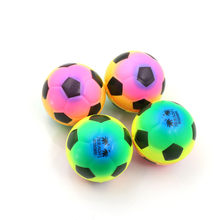 Bargain 6.3cm Diameter Soft Foam Ball Wrist Exercise Stress Relief Squeeze Football Gift Toy Fitness Balls lowestprice