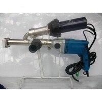 Пластик экструзии сварочный аппарат горячего воздуха Пластик Сварщик Gun экструдер