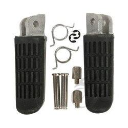 Front Footrests Footpegs Foot For Honda CB400 SF CB600 Hornet 600 CB919F VTR1000F VFR800 XL1000V Varadero 250 CB500 Motorcycle