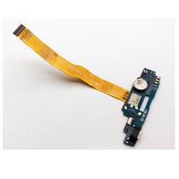 JIARUILA Micro USB Flex Cable For ZTE Voyage 4 Blade A610 Dock Connector Flex Cable With