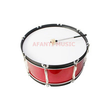 24 inch Burgundy Afanti Music Bass Drum BAS 1363