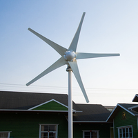 Small Wind Generator 600W Max Wind Solar Hybrid Controller CE RoHS Approval 3 Years Warranty