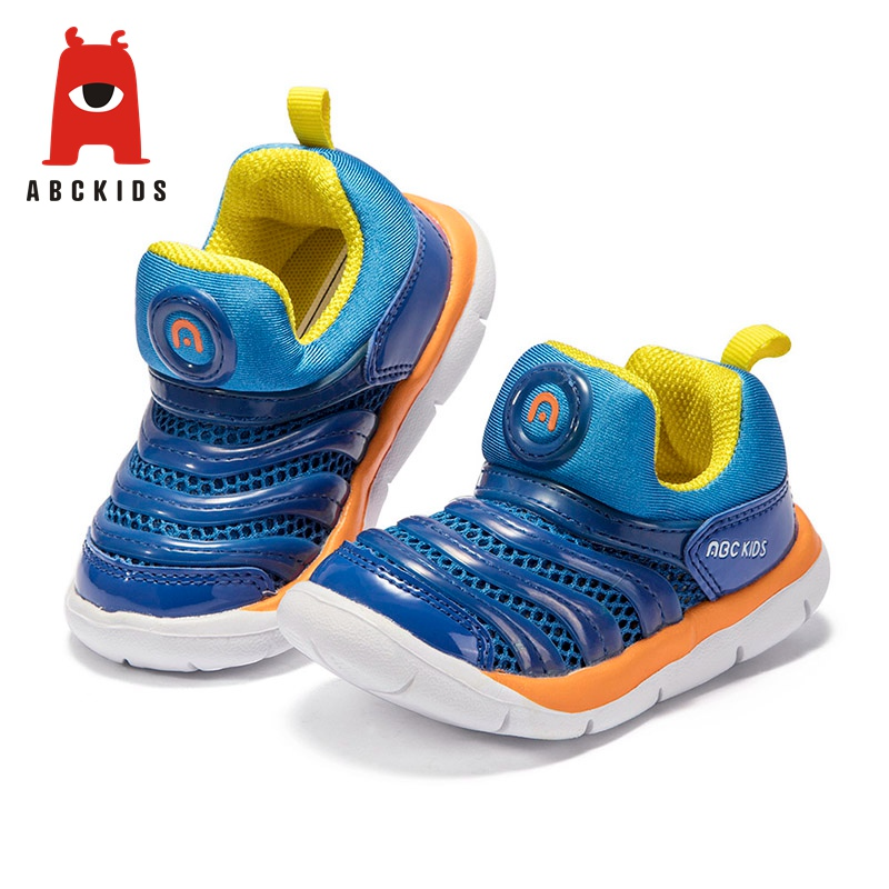 ABC KIDS 2019 Thick Sole Spring Autumn Running Shoes Non-slip Wear-resistant Kids Sneakers ABC KIDS 2019 Thick Sole Spring Autumn Running Shoes Non-slip Wear-resistant Kids Sneakers
