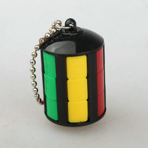 Car Gear Keychain Shift Knob Type Car Modified Key Ring Auto Metal Key Chain Keyring car-styling Multi color Auto Metal Key zk30(China)
