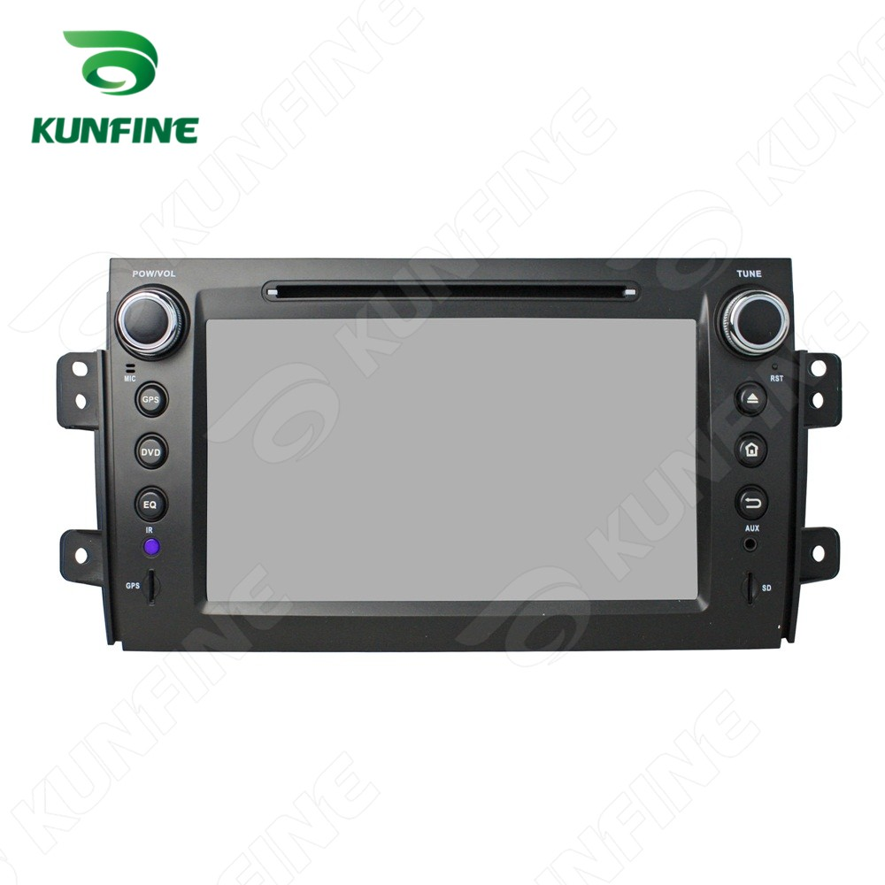 Car dvd GPS Navigation player for SX4   2006-2012 A