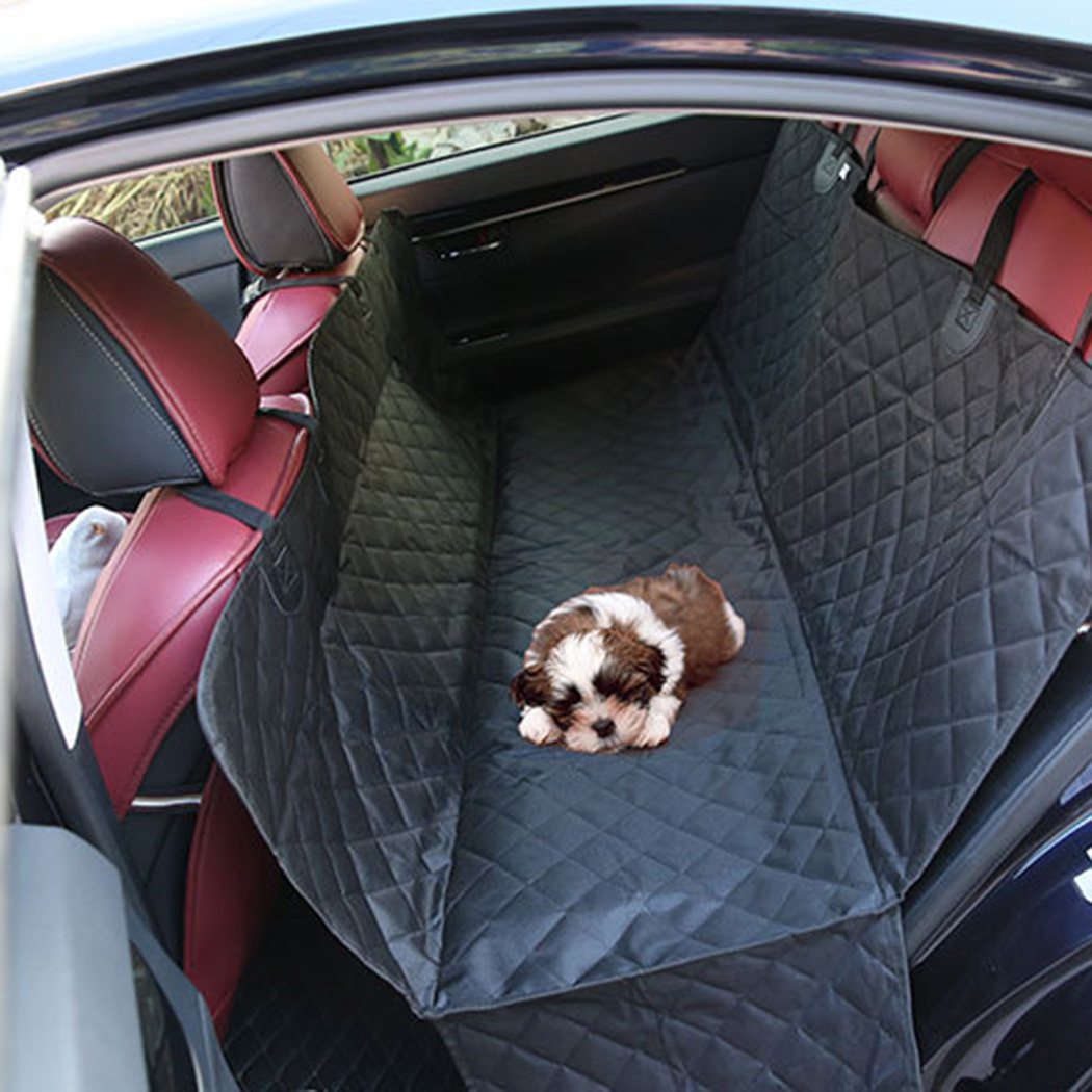 New Pet Car Seat Cover Dog Safety Mat Cushion Rear Back Seat Protector Hammock Waterproof Automobiles & Motorcycles Car Travel Bed