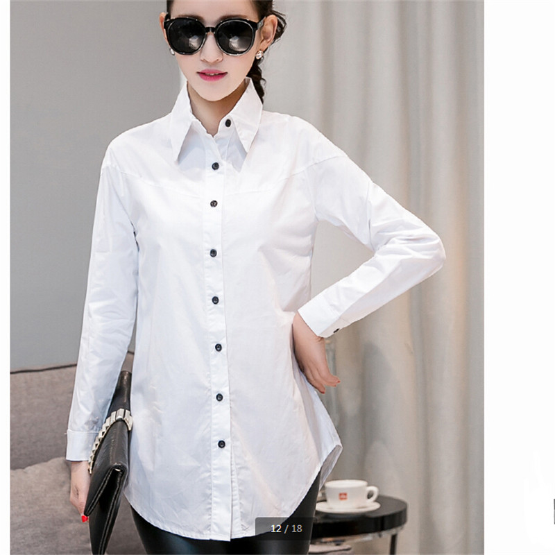 Plus Size Oxford Shirts For Women