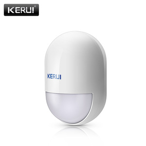 Image 2 - 5Pcs/lots KERUI P829 Wireless Smart Home Motion Detector Sensor PIR Motion Detector for KERUI Home Alarm System