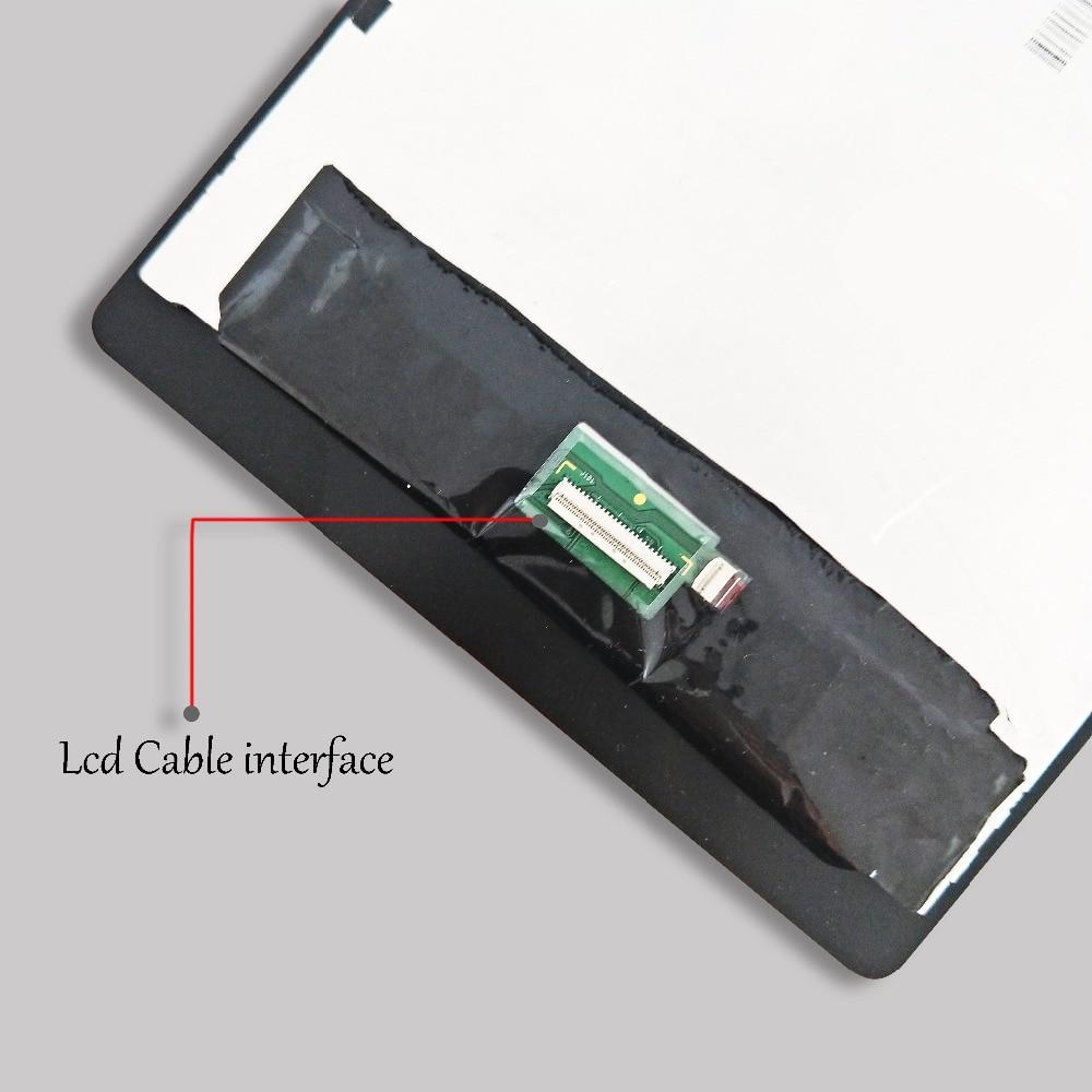 8 icnh para Lenovo Tab 3 Plus 8703X16 GB TB-8703X pantalla LCD de pantalla táctil digitalizador Asamblea - 4