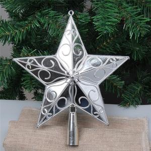 Image 3 - PF Cây Giáng Sinh Nước Quai Nhựa Ngôi Sao Giáng Sinh Sao Cây Quán Quân Cho Giáng Sinh Để Bàn Trang Trí Nhiều Màu Sắc Thủ Công Quà Giáng Tự Làm Phụ Kiện