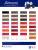 O Envio gratuito de 10 Garrafas De Tatuagem Mirco Pigmento Maquiagem permanente Para Sobrancelha e Lábio Maquiagem Ink Tattoo goochie qualidade