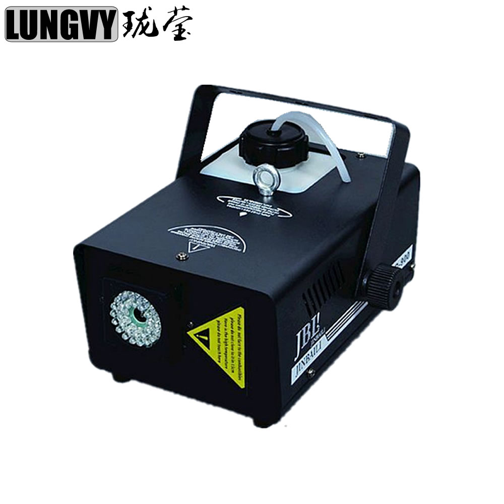 Free Shipping 900W Remote Control Led Fog Machine Led Smoke Machine Professional Stage Lighting freeshipping sample 900w led smoke machine 30pcs 10mm bule leds smoke coverage 1000ft cu min fog oil tank capacity 1 5l remote