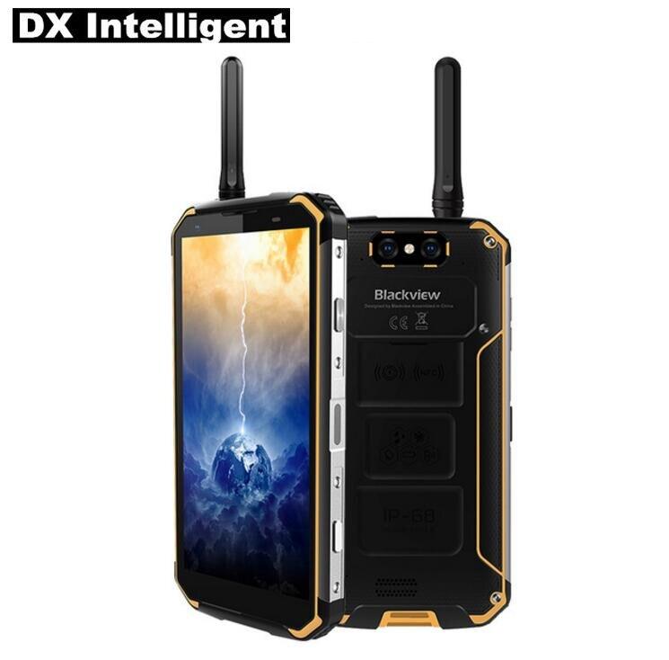 Blackview BV9500 Pro 5.7 pouce IP68 IP69K Étanche Helio P23 MT6763T Octa-core SmartPhone 6 gb + 128 gb android 8.1 Sans Fil de charge