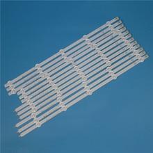 10 Lamps 1000mm LED Backlight Strip Kit For LG 50LA6230 50LA6218 -ZD 50 inch TV Array Strips Bars Light Bands Set