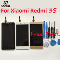 For Xiaomi Redmi 3S LCD Display Touch Screen 100 New Digitizer Assembly Replacement For 5 0inch