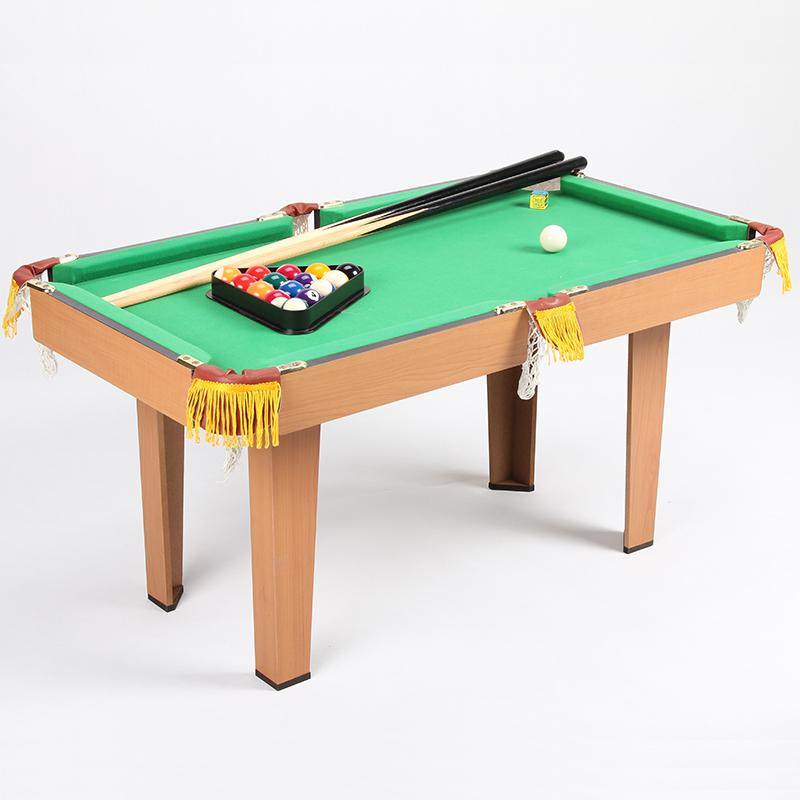 36 6 inch smaller standard size america pool table billiard table with all accessory you need in - What is the size of a standard pool table ...