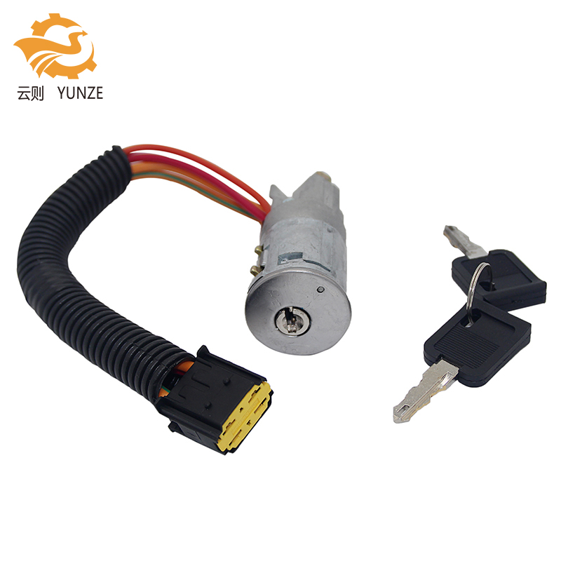 7701469419 IGNITION BARREL SWITCH WITH TWO KEYS FOR RENAULT CLIO MK2 1998-2005 7700431773 7701472508 trunk lock with key switch for renault logan clio sedan for for renault clio thalia 1998 2010