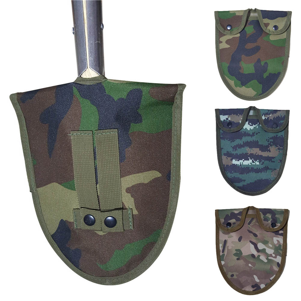 Army Camouflage Military Tool Kit Bag Oxford Cloth Handle Shovel Cover Hogard