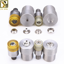 15mm 12.5mm pressão pressão pressão botão moldes de costura reparação dados metal snaps ferramentas de instalação 10mm snap instalação ferramentas