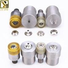 Moules à bouton pression 15mm 12.5mm, réparation de couture, outils dinstallation, outils dinstallation à pression 10mm