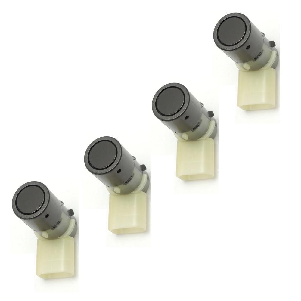 imágenes para 4 Unidades Para AUDI A6 4B 4F A8 S8 S6 A4 S4 RS4 7H0919275B Sensor de Aparcamiento PDC 7H0919275 Para VW 7H0 919 275 C