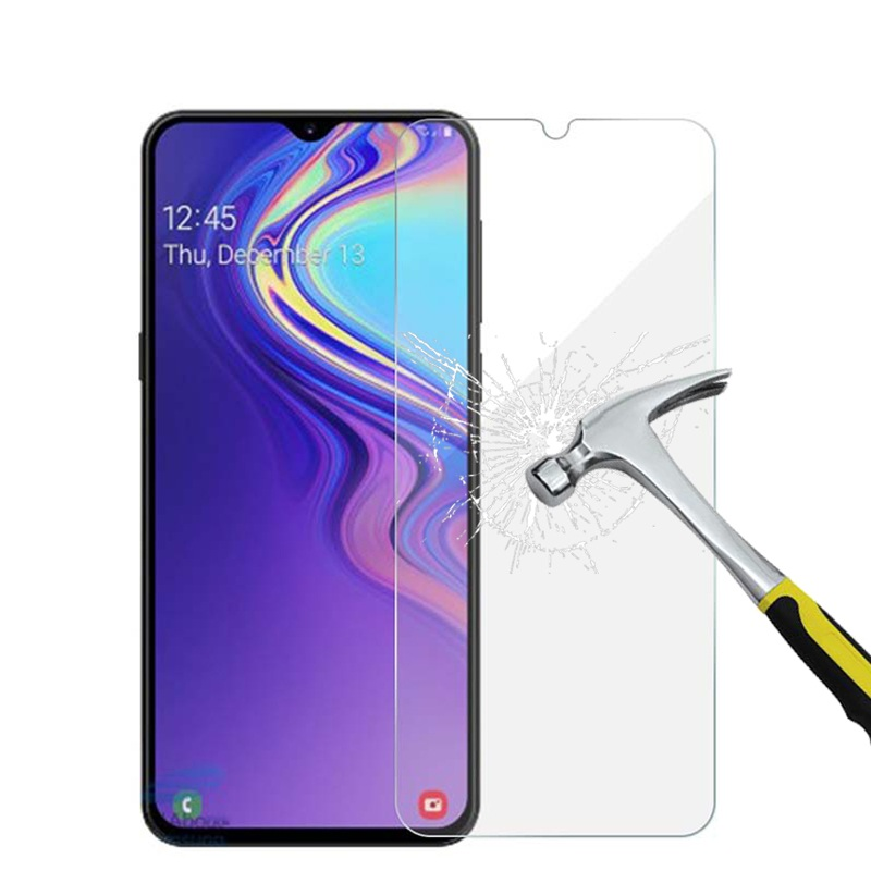 100PCS Tempered Glass for Samsung M30 M20 M10 Screen Protector for galaxy a50 a30 a10 Glass screen film anti-explosion