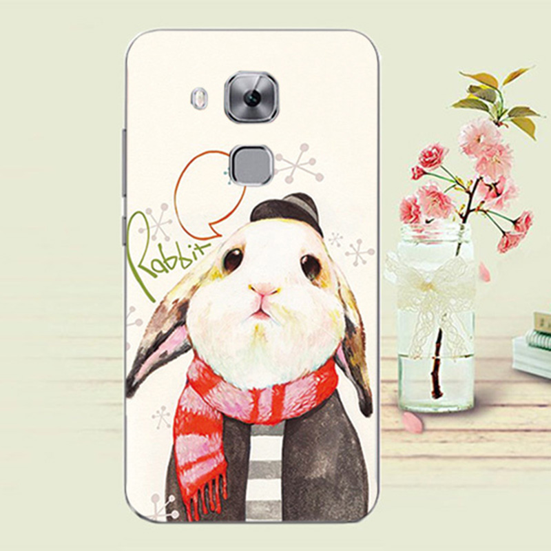 Phone Case For <font><b>Huawei</b></font> Ascend Mate 7 Cases Hard Painted Cover For <font><b>Huawei</b></font> G630 <font><b>G620S</b></font> Y635 Y530 G730 G510 P7 P6 G7 G610 Fundas Capa image