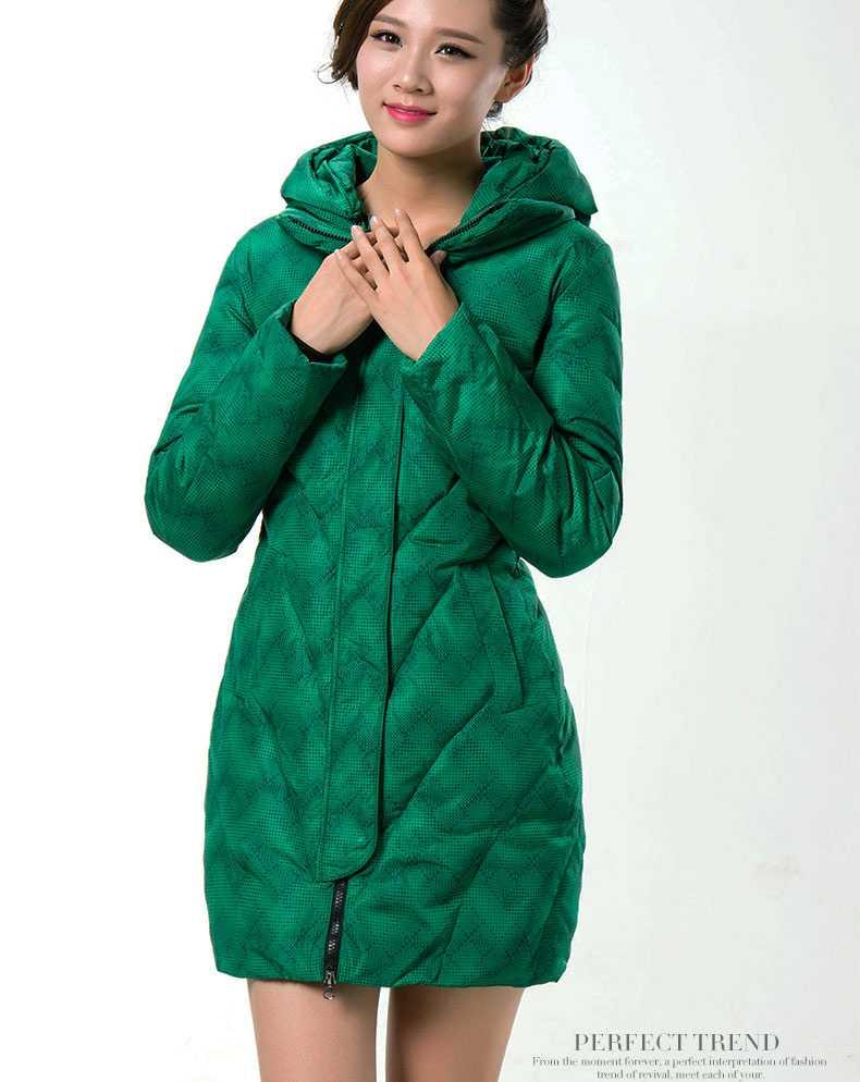 Hot Sale 2015 Women Elegant Hooded Slim Wadded Coat Fashion Thicken Down Parkas Winter Jackets Women Plus Size 4XL H5608
