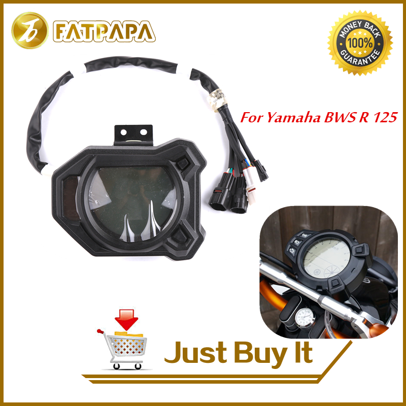 Free Shipping Motorcycle Accessories ABS Plastic Headlamp with Fan Headlamp For Yamaha BWS X 125 125cc cbt125 carburetor motorcycle pd26jb cb125t cb250 twin cylinder accessories free shipping