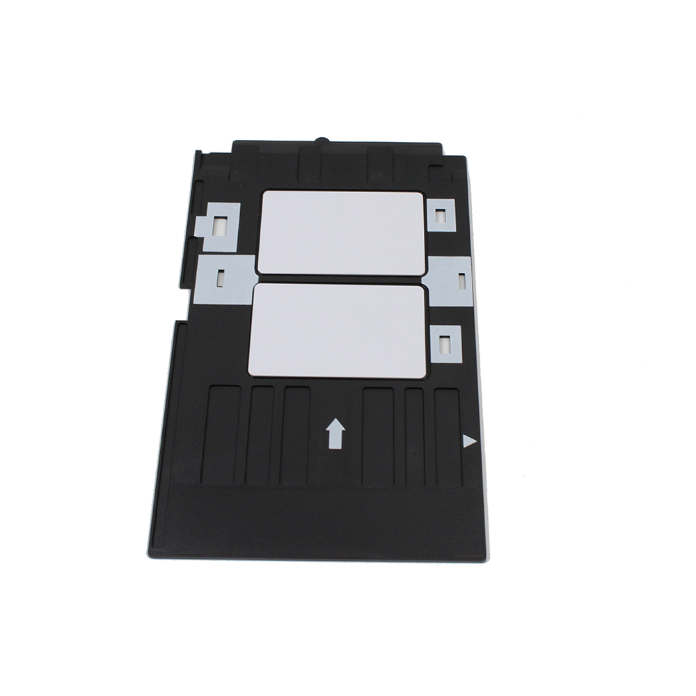 PVC card tray for <font><b>Epson</b></font> inkjet Printer <font><b>T50</b></font> T60 A50 <font><b>P50</b></font> <font><b>L800</b></font> L801 L805 L810 L850 TX720 PX660 RX680 R330 R270 R280 <font><b>R290</b></font> R380 R390 image