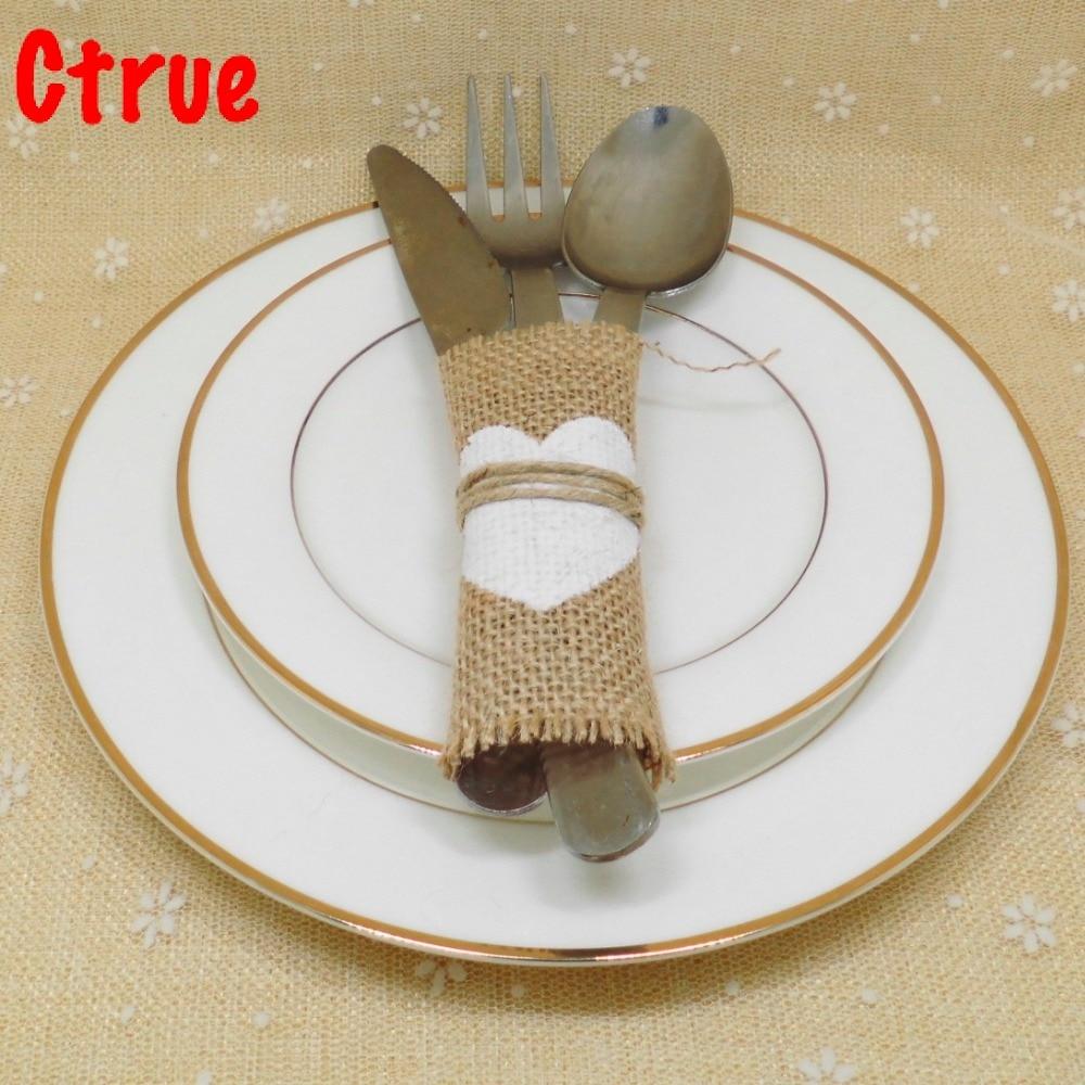 12pcs 10cm Jute Cup Mat Table Placemat Coaster Rustic Wedding ...