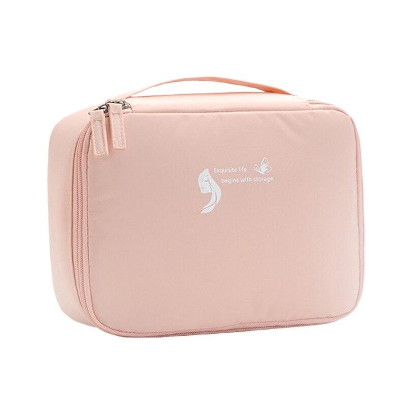 Cosmetics Bag Square Storage Bag Portable Storage Wash Bag Cosmetics Travel Storage Bag