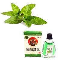 MIYUELENI 3ml Mint Dizzy Tinnitus Stuffy Clear Away Heat Essential Oils Cheapest Pure Plant Essence Oil Essential Oil