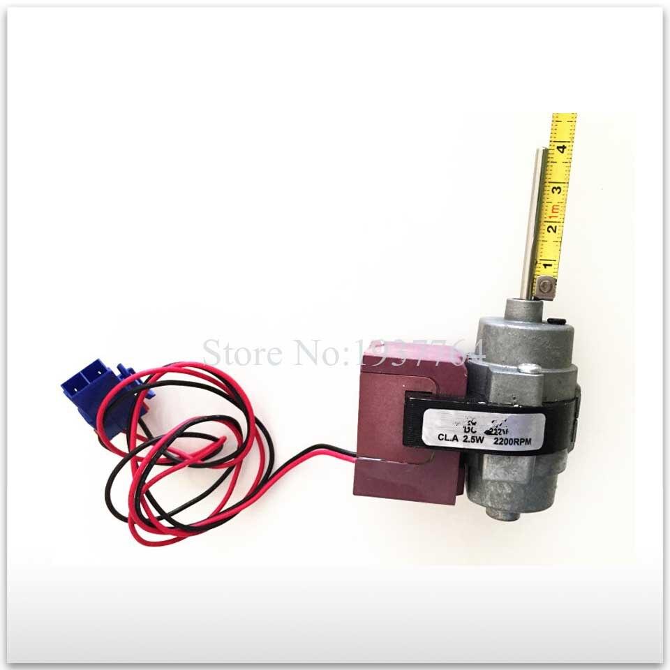 new for refrigerator Fan motor for refrigerator freezer D4612AAA21 = D4612AAA18 D4612AAA15 D4612AAA22 D4612AAA01