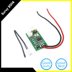 DC 12V PWM 4-Wire Fan Temperature Controller Speed for PC Fan/Alarm