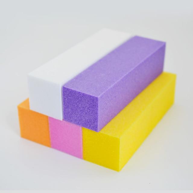 Buffer Block Sanding Nail File Buffers Gel Polish Nail Files Nail ...