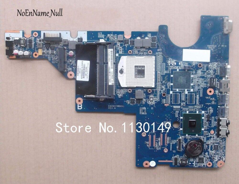 Pour HP Pavilion CQ42 CQ62 G42 G62 carte mère HM55 DDR3 Intégré Mère D'ordinateur Portable 595184-001 Entièrement Testé