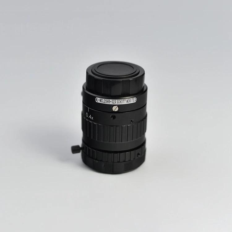 1pc used MORITEX MML05-HR110 telecentric lens