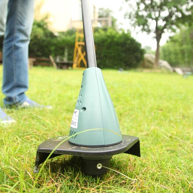 East jardin outils lectriques sans fil tondeuse gazon 18 v ni cd rechargeable batterie coupe - Jardin sans gazon ...